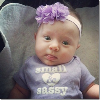 small and sassy