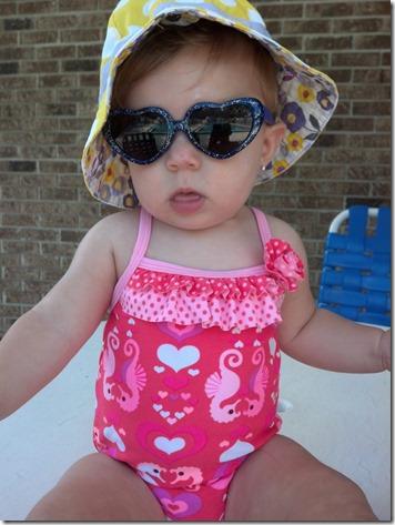 G bathing suit